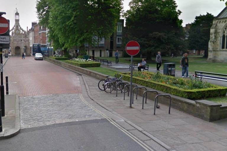 East Street, Chichester (via StreetView)