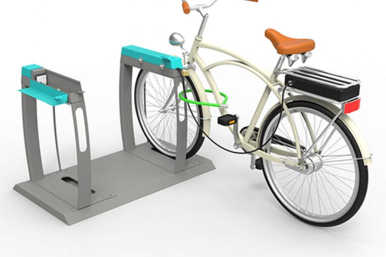 Electric-Bike-Charging-Station-Turvec