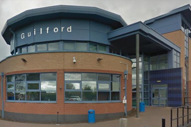 Ellis Guilford School (picture via Googel Street View).PNG