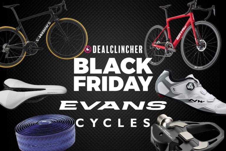 Evans Black Friday