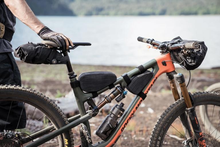 Evoc bikepacking bags