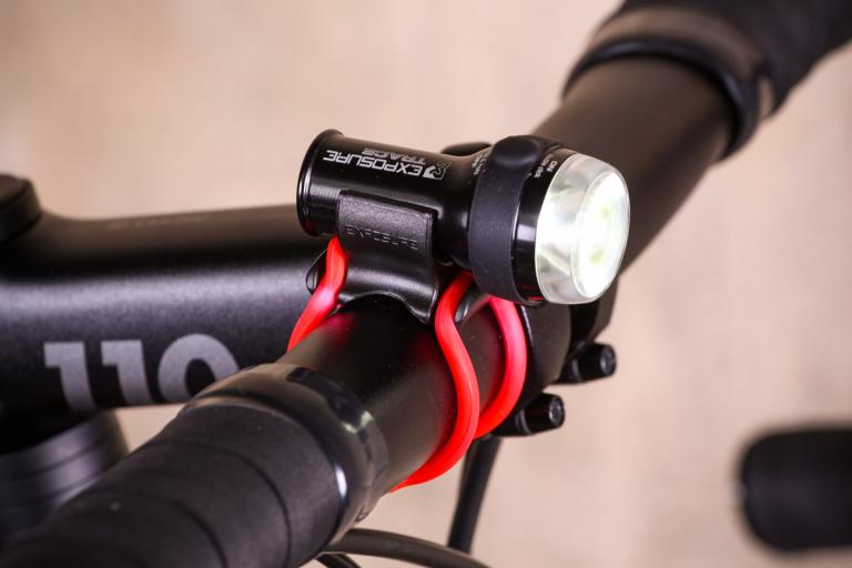 Exposure Trace USB front light