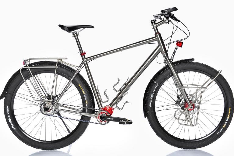 Falkenjagd Hoplit Pinion titanium touring bike 4.jpg