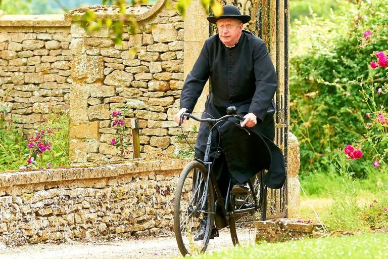Father Brown on his bike (picture credit BBC).jpg