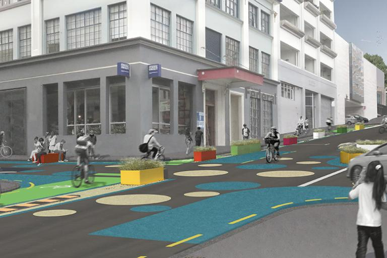 Federal Street Artists' Impression (credit Auckland Transport).jpg