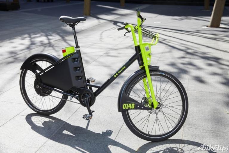 freebike electric bike london