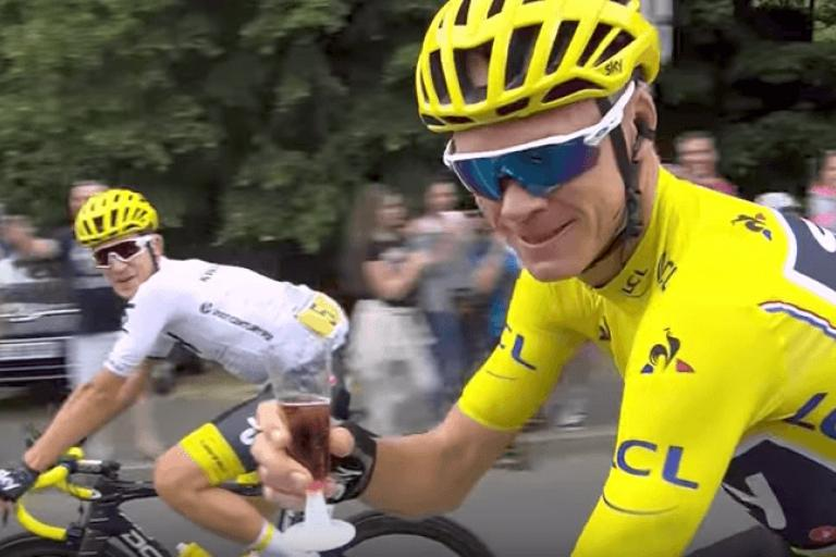 Chris Froome - Le Tour de France video stage 21 summary.png