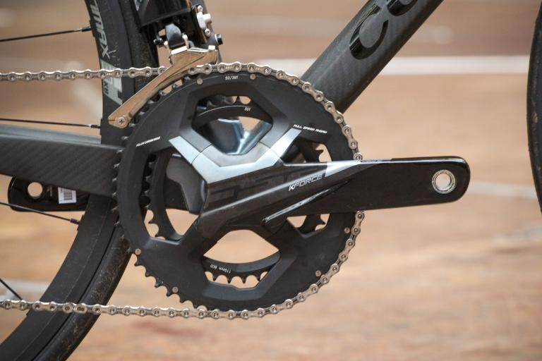 FSA K-Force WE groupset - crank.jpg