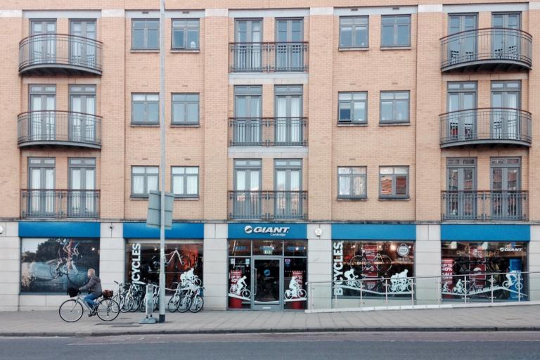 Giant store Cambridge