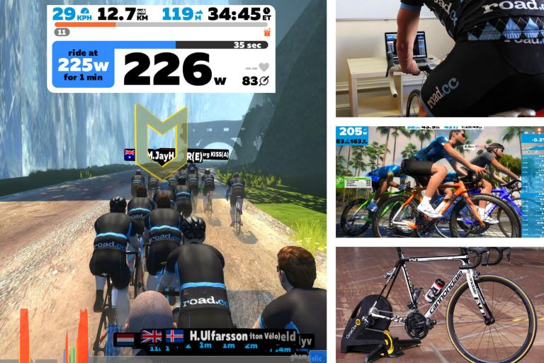 Get started with Zwift Sept 2018