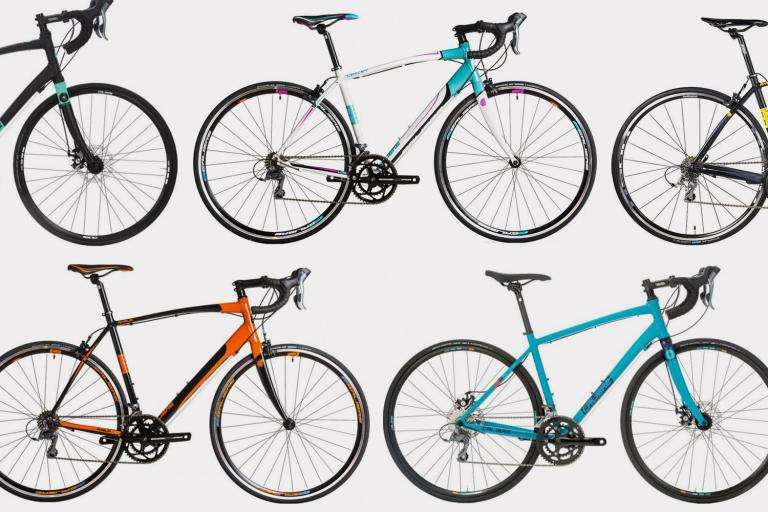 GO Outdoors road bikes Sept 2018