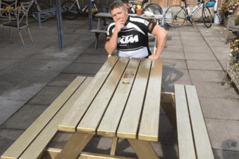 Gold bench (c) Tim Bishop.png