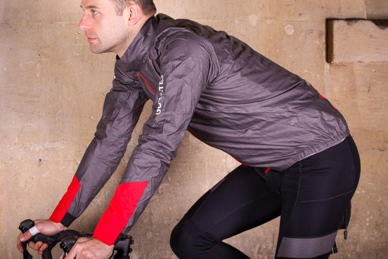 Gore Gore-Tex Shakedry 1985 Viz Jacket - riding.jpg