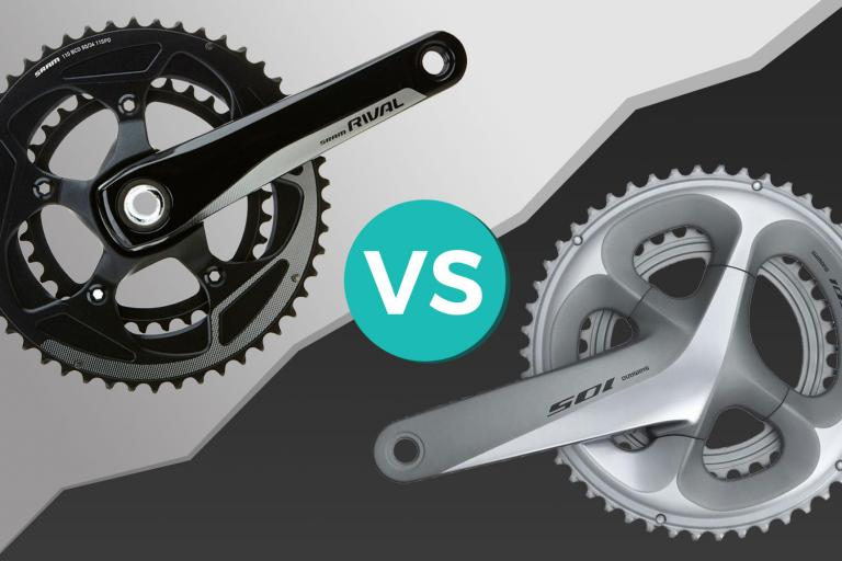 Head to head Shimano 105 v SRAM Rival 22 Sept 2018