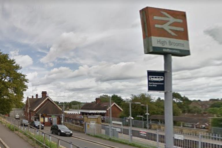 High Brooms station via Google Street View.PNG