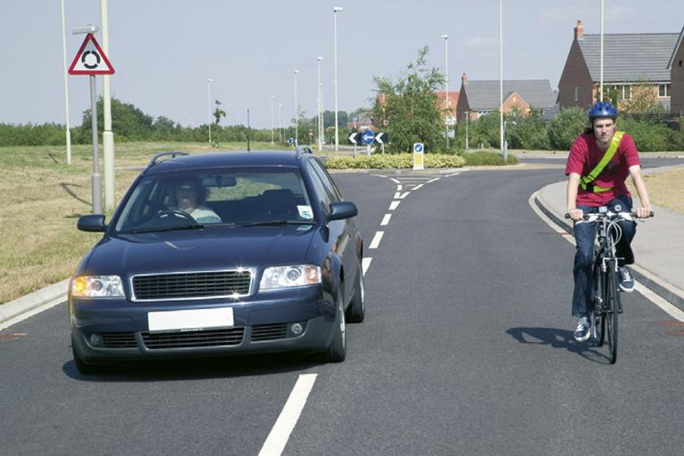 Highway Code Rule 163