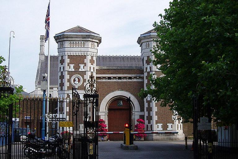 HMP Wormwood Scrubs (licensed CC BY SA 2.0 on Flickr by Amanda Slater)