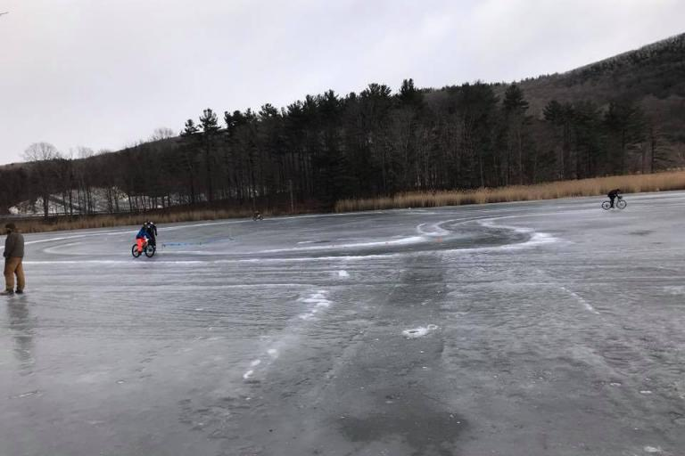 ice cycle crit