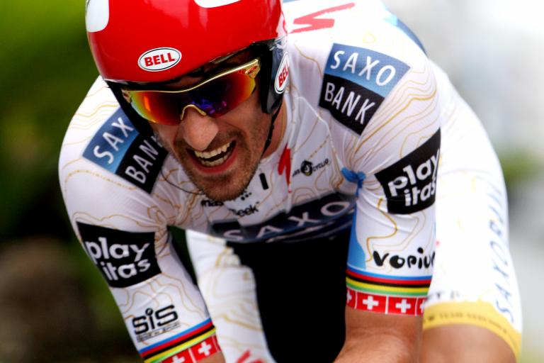 TdF 2009 stage 1: Fabian Cancellara storms around Monaco    ©Photosport International