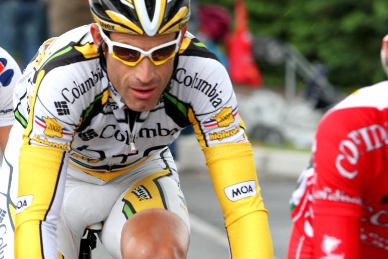TdF 2009 Stage 14: George Hincapie ©Photosport International