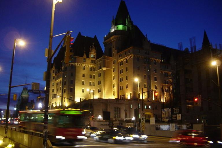 Ottawa - Chateau Laurier
