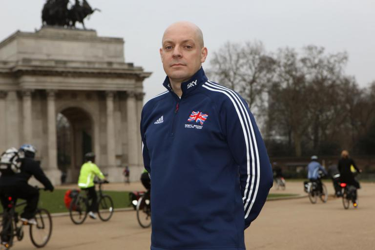 Dave Brailsford CBE
