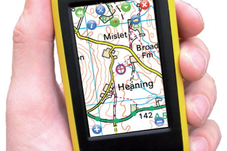 Memory Map Adventurer 2800 GPS