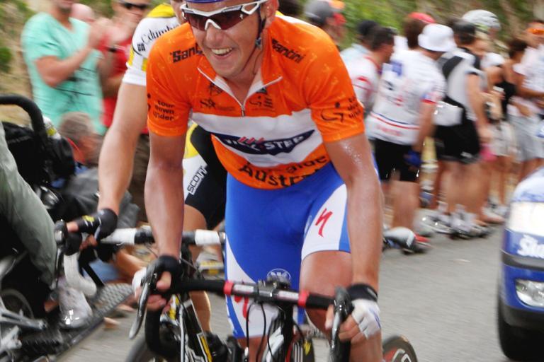 Allan Davis at the 2009 TDU (pic courtesy Photosport International)