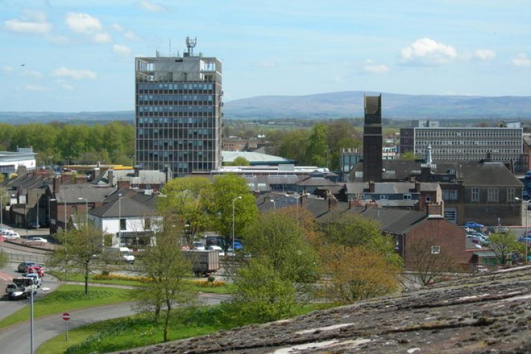Carlisle Civic Centre, pic Danny Robinson.jpg