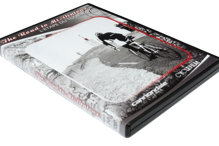 Cyclefilms Etape 2009 preview - Road to Ventoux