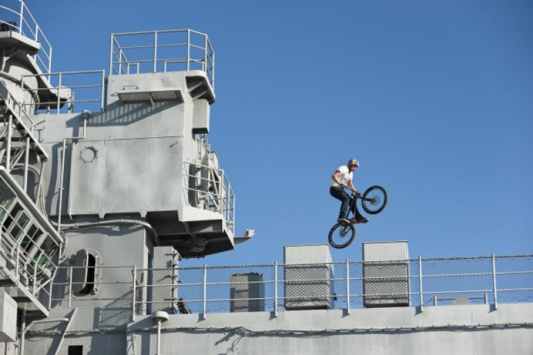 Danny MacAskill on USS Midway (picture credit- Red Bull).jpg