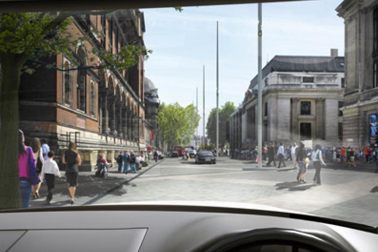 Exhibition Road Shared Space Scheme.jpg