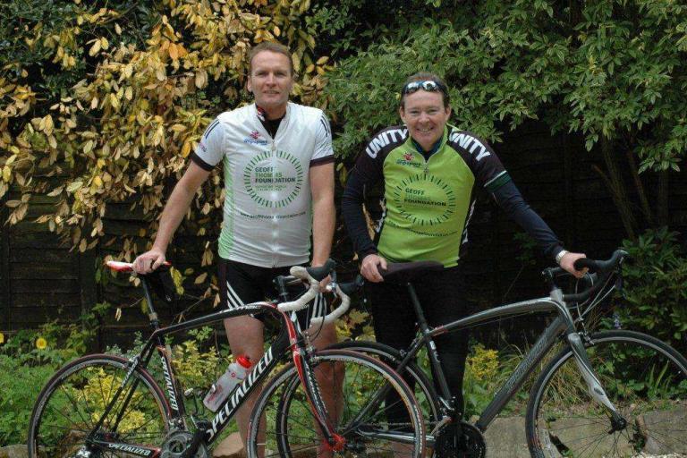 Geoff Thomas and Graham Hampson Silk.jpg