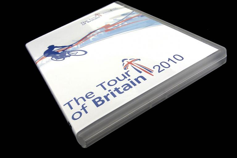 Tour of Britain 2010 DVD