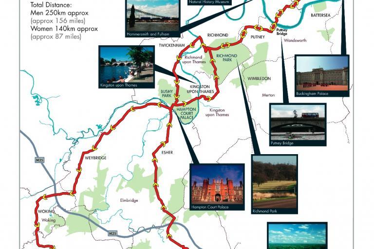 London 2012 Road Race Route (source LOCOG).jpg