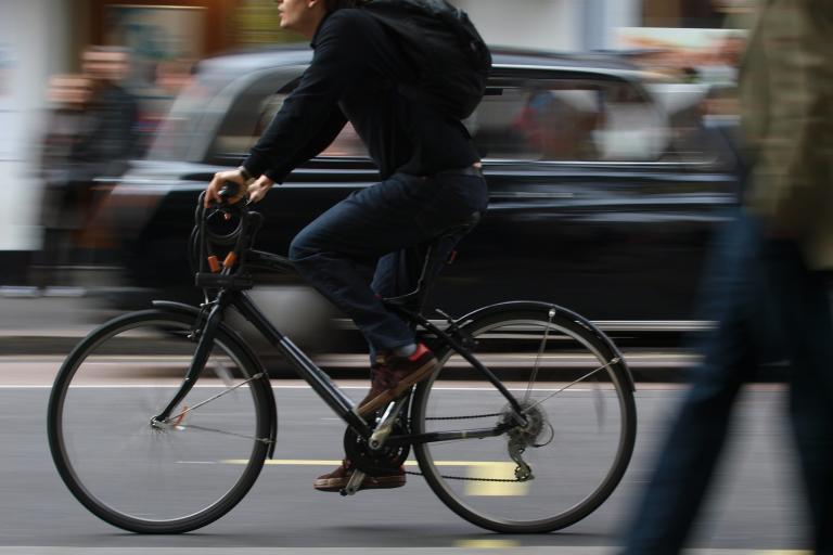 London Cyclist.JPG