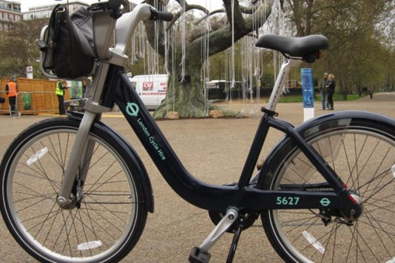London's Cycle Hire scheme by Andreas on www.londoncyclist.co.uk