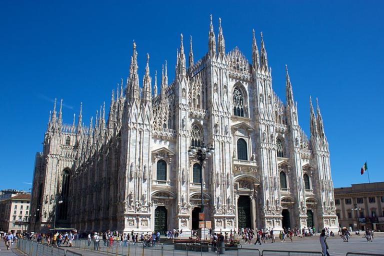 Milan Cathedral (Jiuguang Wang:Wikimedia Commons).jpg