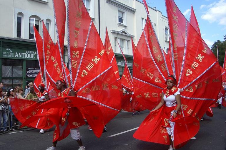 Notting Hill Carnival (picture credit Heather Rai:Wikimedia Commons).jpg