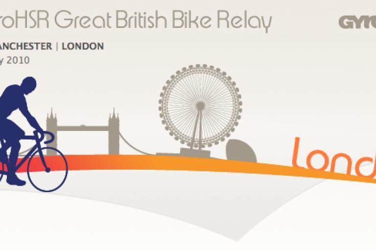 Great British Bike Relay