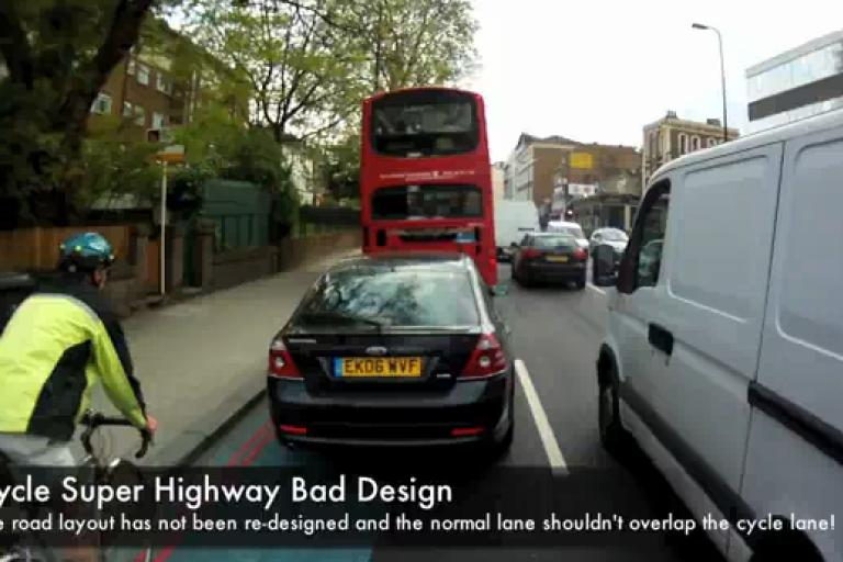 Cycle Superhighway gaz545