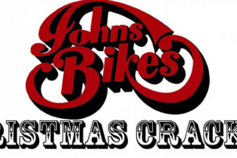 John's Bikes Christmas Cracker
