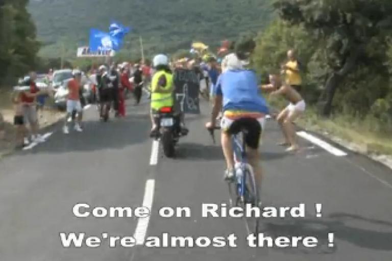Come on Richard!