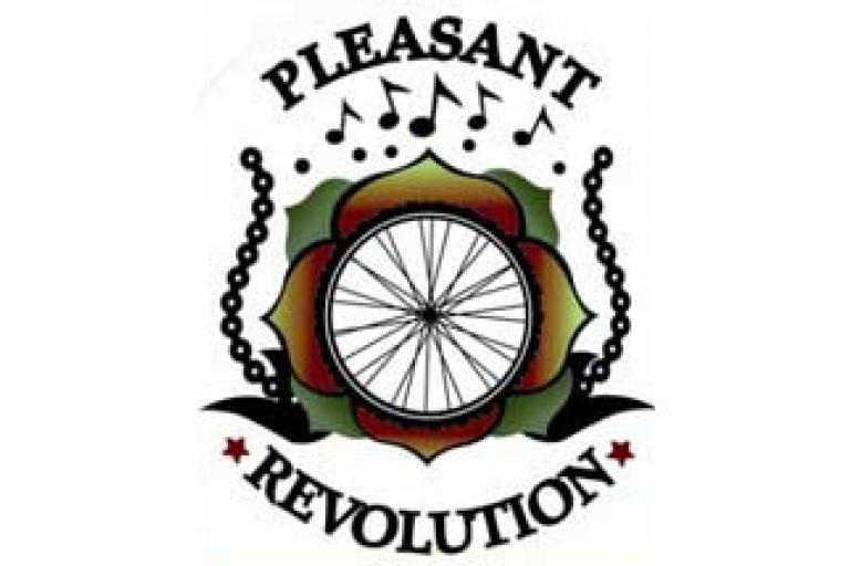 Pleasant Revolution in London next weekend