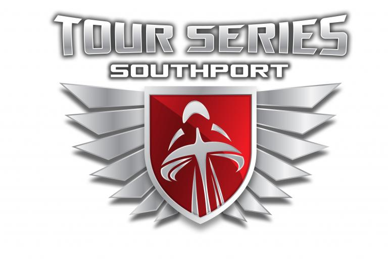 Tour Series Southport logo