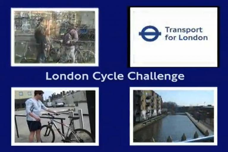 TfL London Cycle Challenge 2010