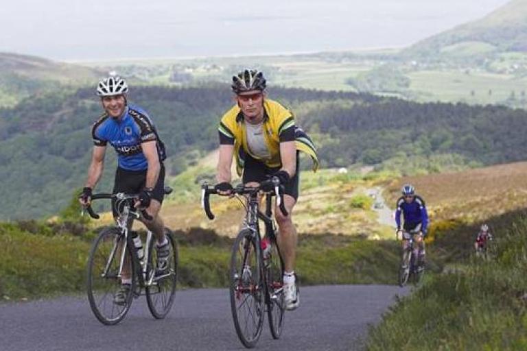 Tour of Wessex stage 3, Dunkery Beacon, Exmoor (Photo Dennis Sackett).jpg