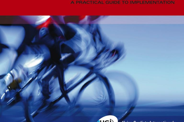 UCI Technical Regulations (cover)