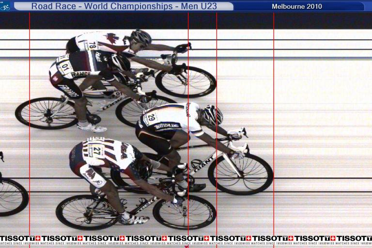 Under 23 road race photo finish (picture credit- Tissot).jpg