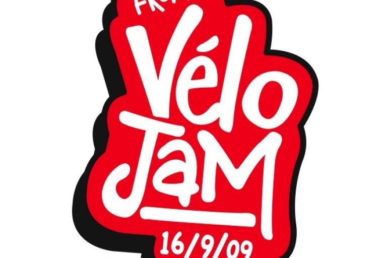 Vélo Jam logo